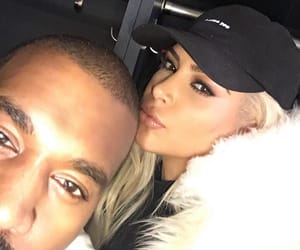 couple, blonde, and kim image