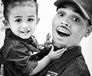 black and white, chris brown, and royalty image