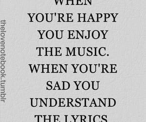 music, quotes, and msuic image
