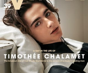 timothee chalamet and call me by your name image