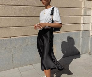 beautiful, woman, and style inspo image