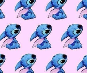 stitch, background, and disney image