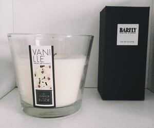 black, parfüme, and vanulle image