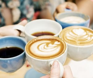 coffee, coffee lover, and but first coffee image
