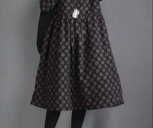 fashion dresses, linen clothing, and large size dress image