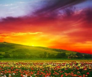 atardecer, belleza, and naturaleza image