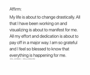 affirmation, quote, and self love image