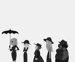 coven, wallpaper, and american horror story image