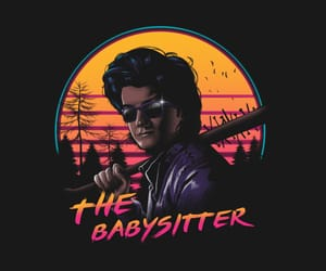 steve harrington, stranger things, and netflix image