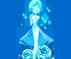 fanart, pearl, and blue pearl image