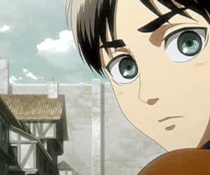 anime, gif, and attack on titan image