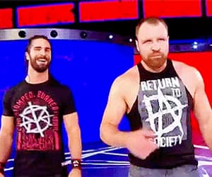gif, wrestling, and smackdown image