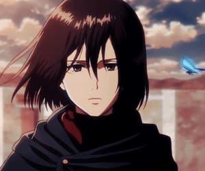 anime, gif, and snk image