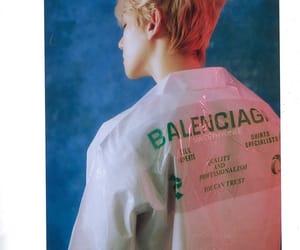 Chen, lined, and baekhyun image