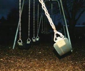 grunge, swing, and dark image