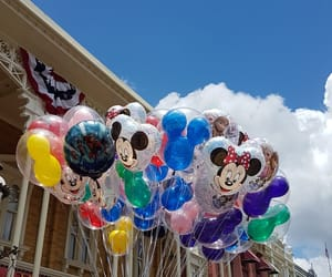 disney, ballons, and Dream image