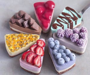 berry, cake, and cheesecakes image