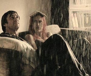 jim carrey, rain, and kate winslet image