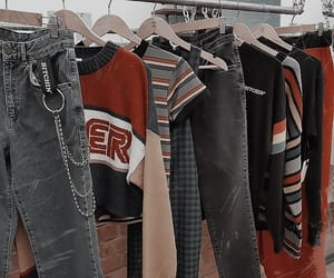 aesthetic, clothes, and theme image