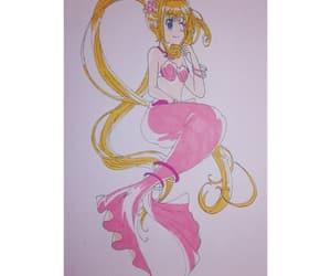 anime, luchia nanami, and art image