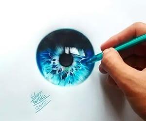 azul, dibujo, and Detalles image