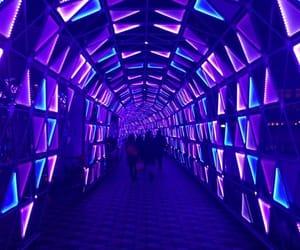 aesthetic, purple, and purple aesthetic image