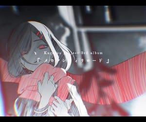anime, kisaragi shintaro, and kagerou project image