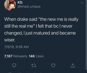 Drake, quote, and facts image