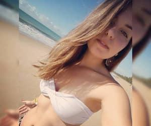 beach, linda, and love image