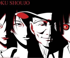 anime and jigoku shoujo image