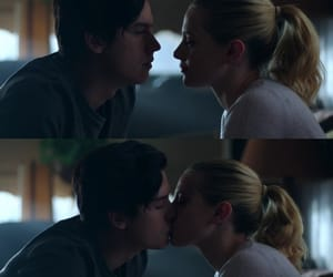 riverdale, sprouse & reinhart, and betty y jughead image