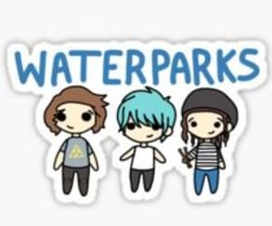 fanart and waterparks image