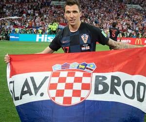 Croatia, goodbye, and mandzukic image