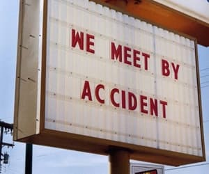 red, aesthetic, and accident image