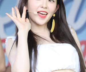 k-pop, irene, and smtown image