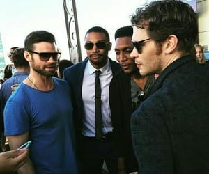 The Originals, daniel gillies, and joseph morgan image