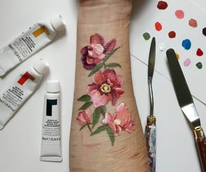 body paint, body positive, and mental health image