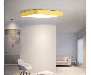 led ceiling light and ceiling light image