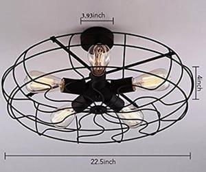 flush mount ceiling light image