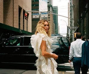 Erin Wasson, hair, and wedding image