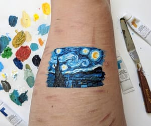 art, painting, and recovery image