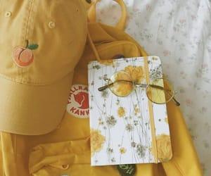 aesthetic, OMG, and yellow hat image