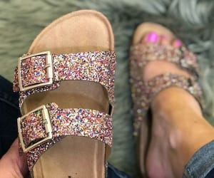 fashion, shoes, and summer image