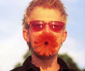 music, photo, and radiohead image