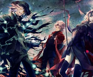 Avengers, fate go, and jeanne d'arc image