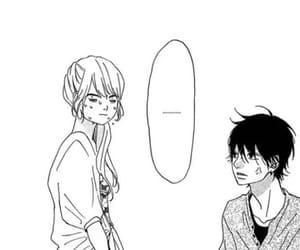 anime, manga, and awkward image