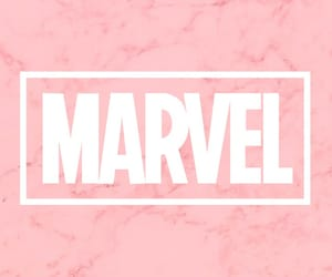 Marvel, marvel tumblr, and pink wallpaper image