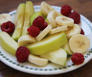 apple, banana, and blog image