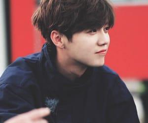 exo, xiao luhan, and debut luhan image