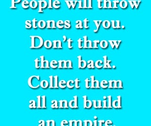 empire, life quotes and sayings, and life image